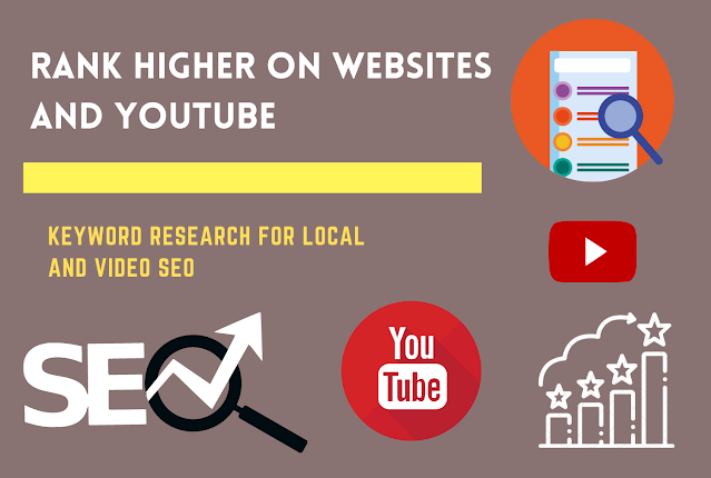 Local SEO and Youtube Keyword Research