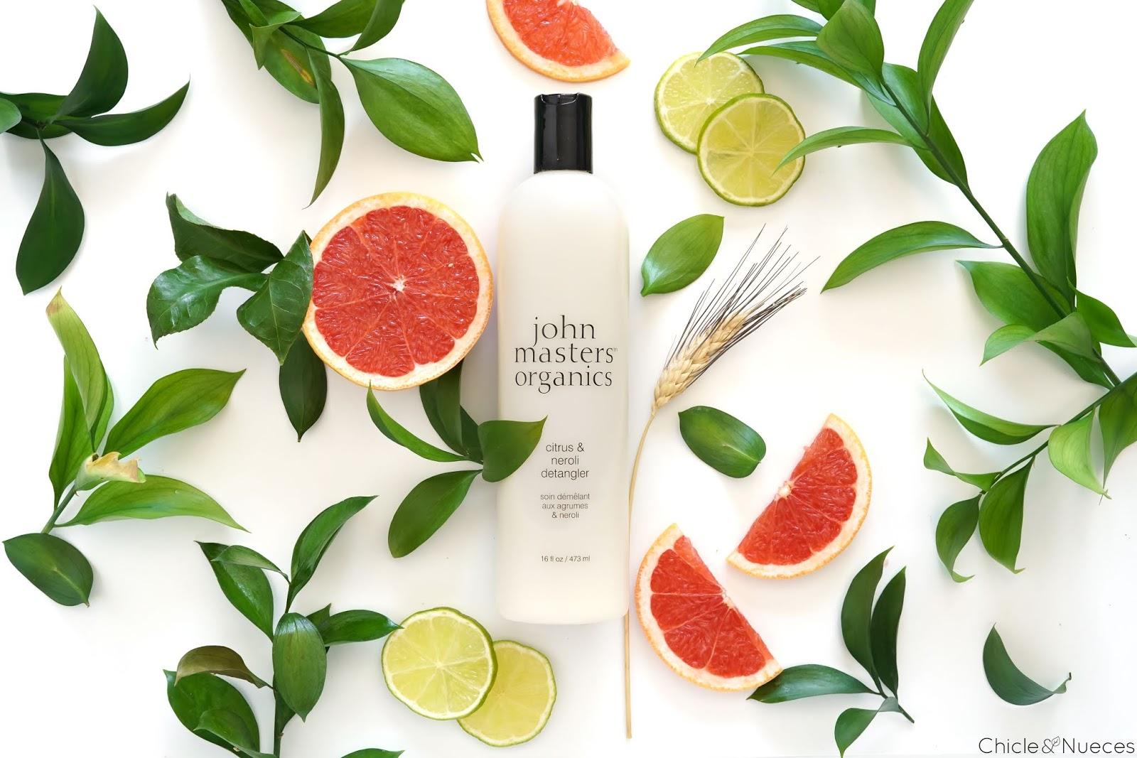 John Masters Organics Acondicionador Citrus Neroli
