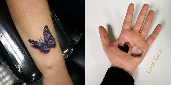 Mytattoolandcom 3d Tattoo Ideas