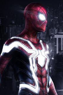 Iron Spiderman Mobile HD Walllpaper