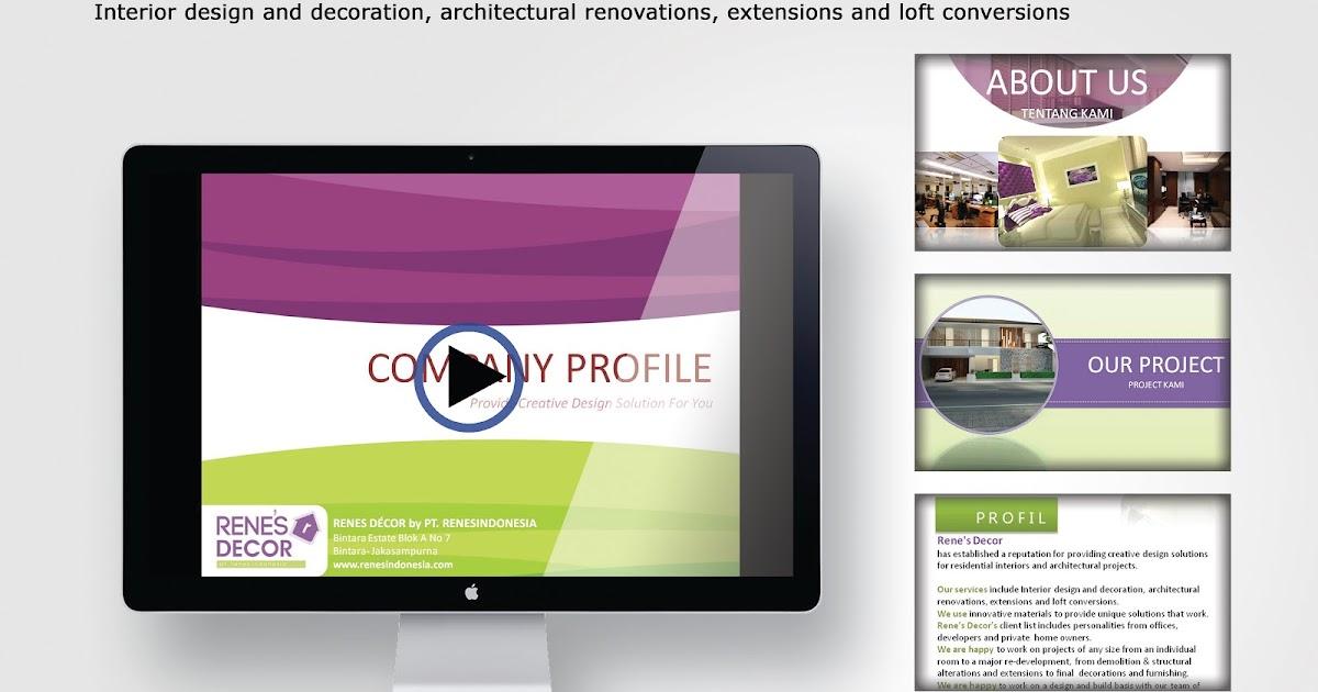 Rumah Umkm Sekilas Membuat Company Profile Dengan Power Point