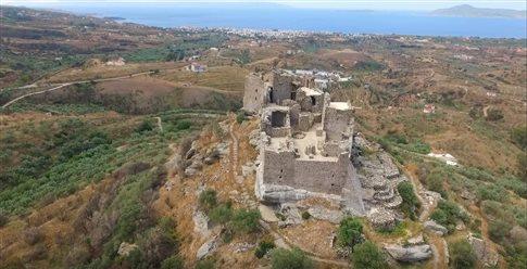 «Επίσημη πρώτη» για το Κάστρο των Βατίκων