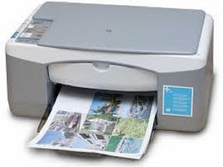 Image HP PSC 1410xi Printer