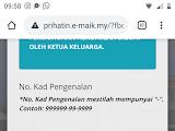 Bantuan Khas Majlis Agama Islam & Adat Istiadat Melayu Kelantan (MAIK) Kepada Asnaf Yang Terjejas Akibat COVID-19 Kini Dibuka