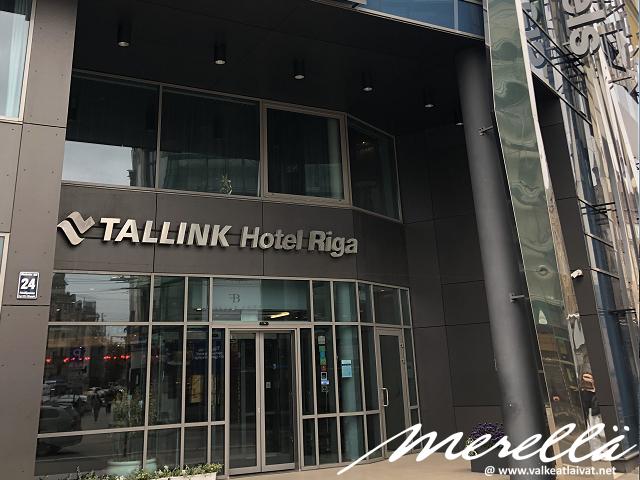 Hotellimatkat Riikaan Tallink Hotel Riga
