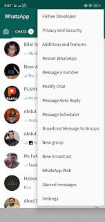 Download Assem WhatsApp pink,blue, green,Golden V22