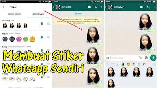 Cara Membuat Stiker Whatsapp Sendiri Di Android