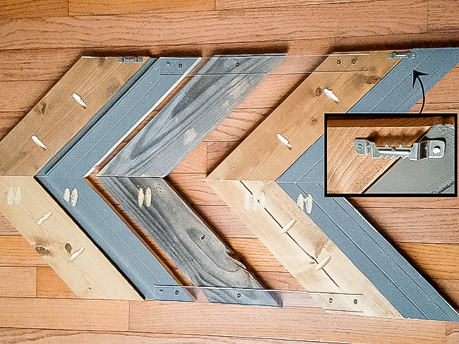 DIY - Wooden Arrow - Wall Art