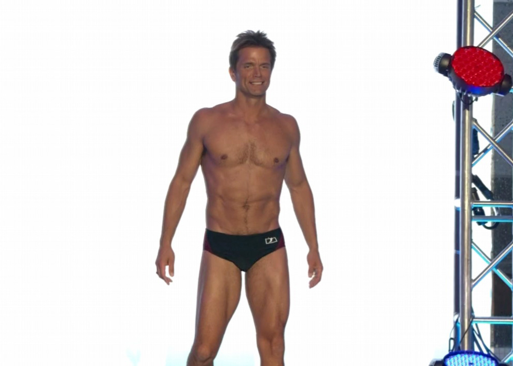 Antonio sabato jr underwear something
