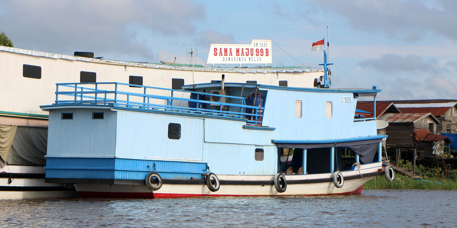 Innal Rahman Blog 5 Hari Wisata Susur Sungai Mahakam Dengan Kapal Wisata Privat Kym Glorianne Australia Des 2018