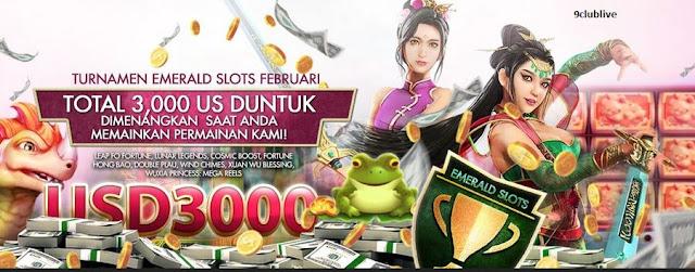 Dapatkan Ratusan Juta Dari Situs Judi Slot Terbaru 9clublive.com