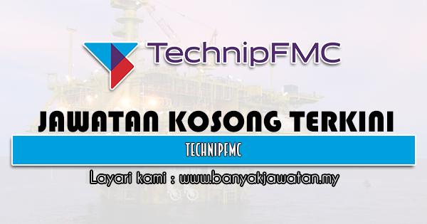 Jawatan Kosong 2021 di TechnipFMC