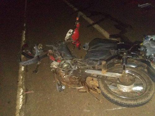 San José: Motociclista perdió la vida al ser embestido por un camión.