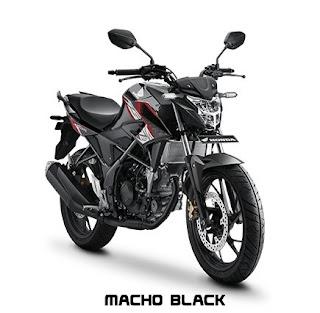 Sepeda Motor Honda CB150R SteetFire 1