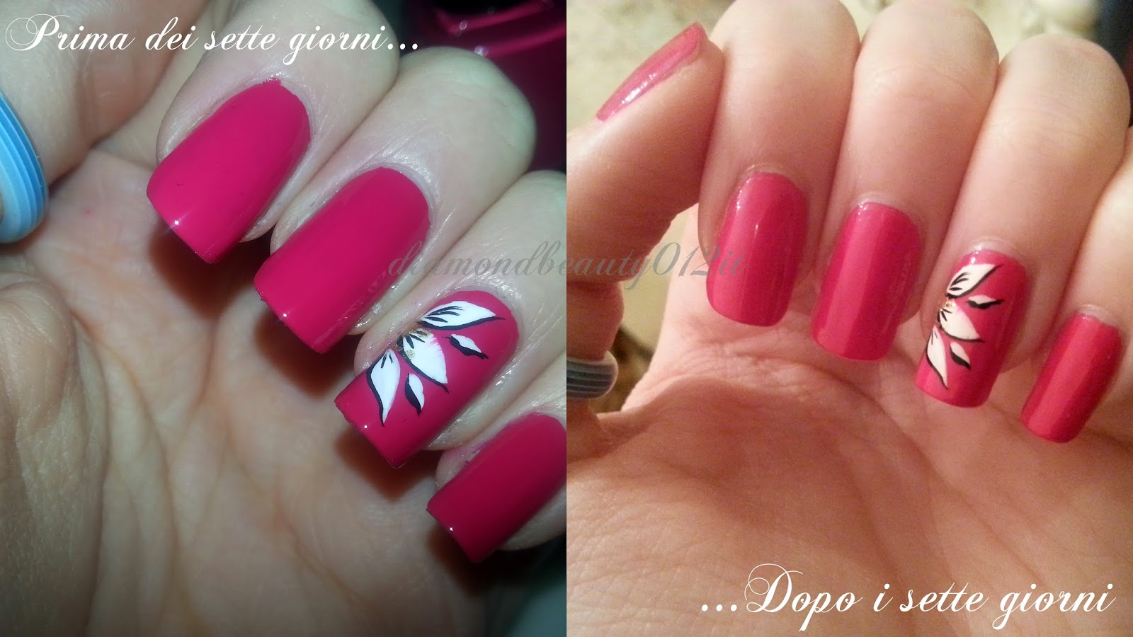 Mesauda nail art design crystalac