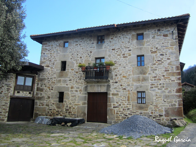 Barrio de Manzarraga, Orozko