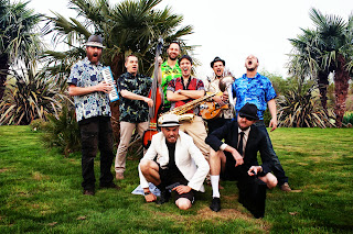 Le Hot Tropic Ska Jazz Club