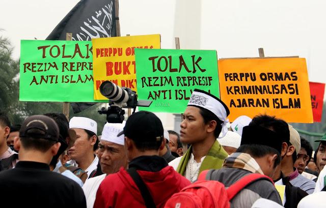 GNPF Ulama Minta Rakyat tak Pilih Parpol Pendukung UU Ormas