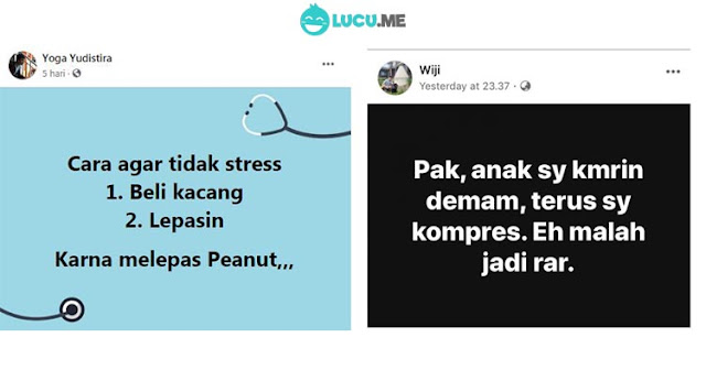 10 Meme Lucu 'Plesetan Kata' Ini Kocaknya Bikin Mikir Keras