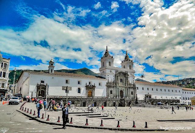Igreja de São Francisco, Quito