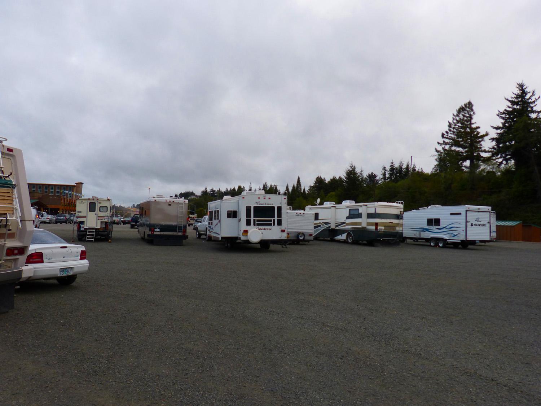 Going Rv Way Coos Bay Oregon