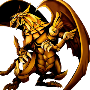 ANIME | FAMILY RENDERS: THE WINGED DRAGON OF RA (YU-GI-OH! DUEL MONSTERS)