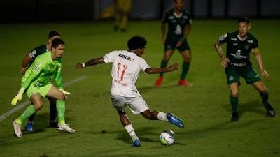 Goiás termina o Brasileiro como começou, perdendo!