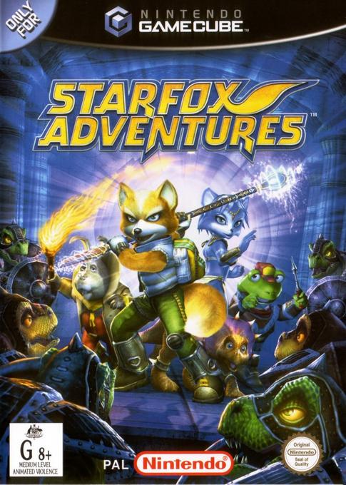 [NGC] Star Fox Adventures