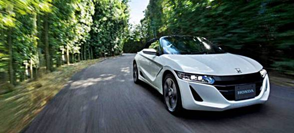 2017 Honda S660 Roadster With A Bigger Engine Sold In The U.S.