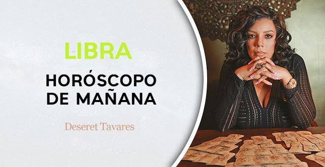 Horóscopo de mañana Martes 20 de Agosto - Libra