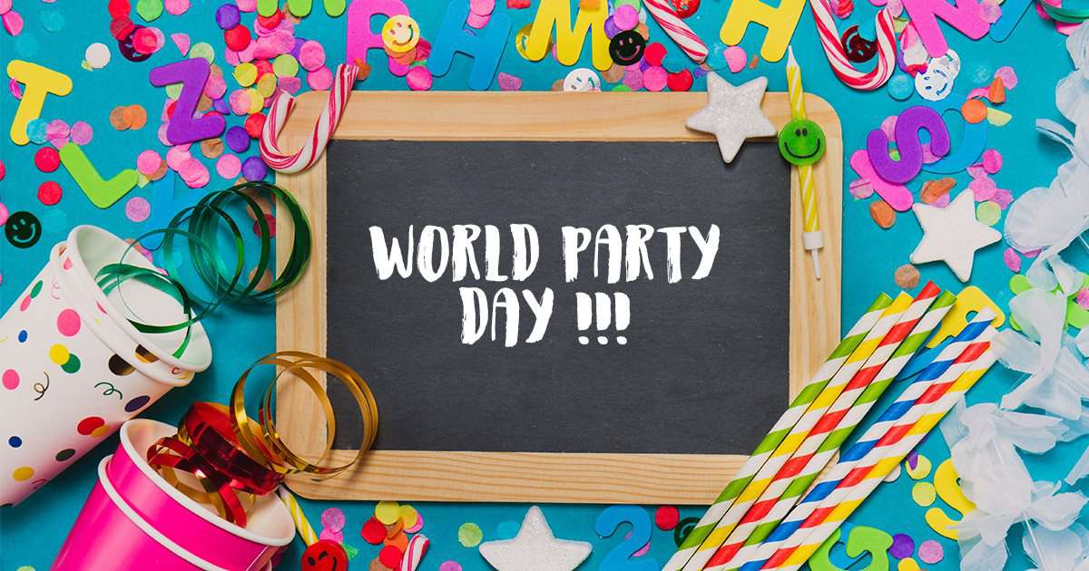 World Party Day Wishes Photos