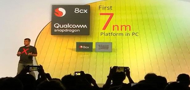 Qualcomm Announced the Most Extreme and Powerful 7nm Snapdragon 8cx Processor for Laptop