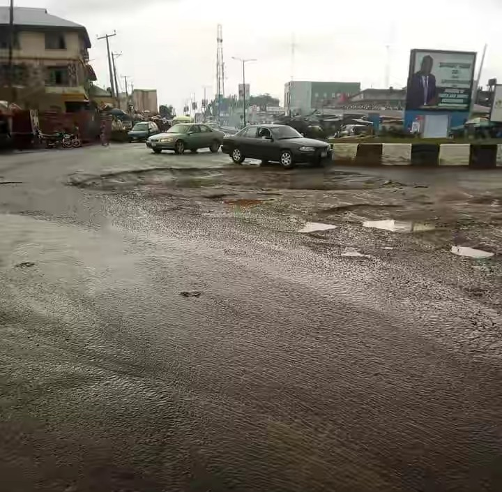 Ogbomoso Residents Cry Out To Oyo State Gov Over The State Of Roads (Pictures) 5