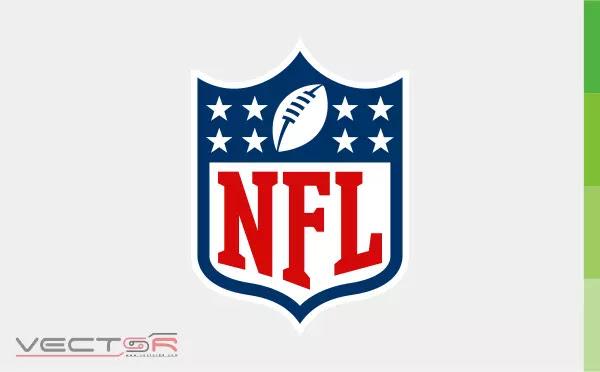 National Football League (NFL) (2008) Logo - Download Vector File CDR (CorelDraw)