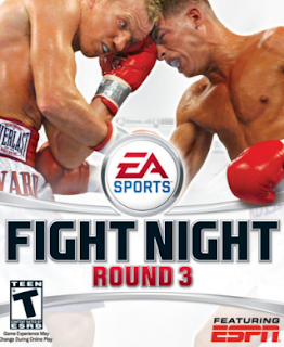 Download Fight Night Round 3 ISO/CSO PSP PPSSPP High Compressed Terbaru