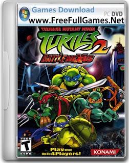 TMNT2 Battle Nexus PC Game Free Download Full Version