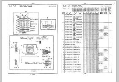 Free Automotive Manuals: TADANO TM-Z300-2/P-05 PARTS CATALOG