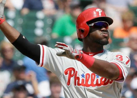 Philadelphia continues to dominate Atlanta; Herrera stays hot