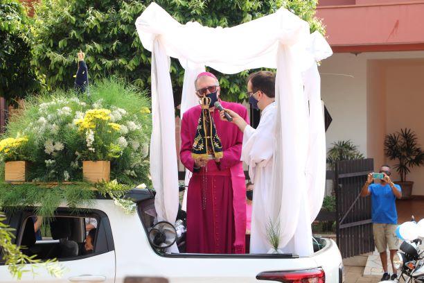 Carreata em louvor a Nossa Senhora Aparecida em Barretos supera as expectativas