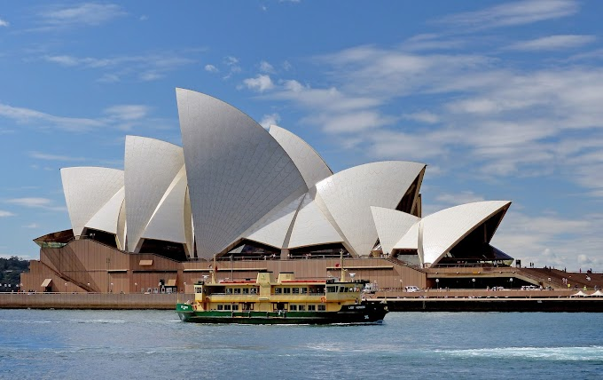 Interesting Info You Shold Know About Sydney Opera House