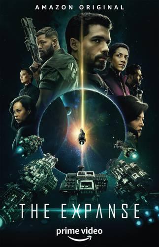 The Expanse Cartaz-Poster 4ª Temporada 2019