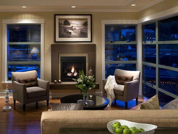 de Jong Dream House Fireplaces revisited