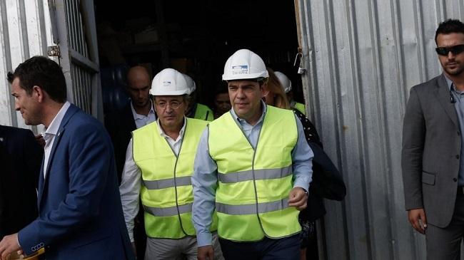 Ο Τσίπρας εγκαινιάζει σταθμό του Μετρό στη Θεσσαλονίκη, αλλά το τρένο θα έρθει σε... δύο χρόνια