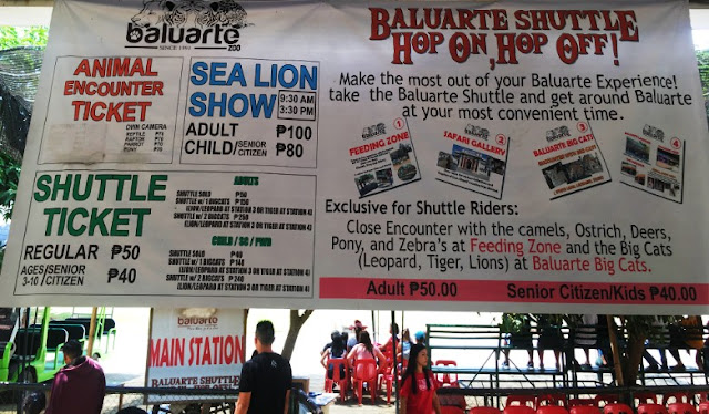 Tickets for Baluarte