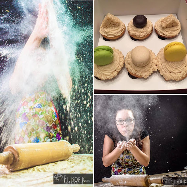 cupcakes macaron cuisiner pâtisseries