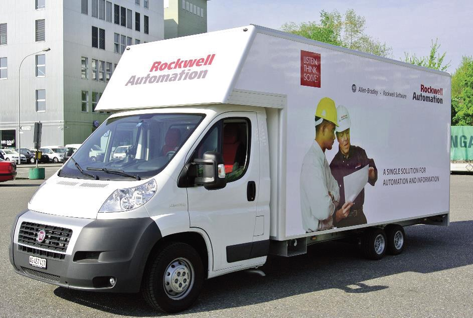 Keep Up To Date With Routeco   : Rockwell Automation's Product