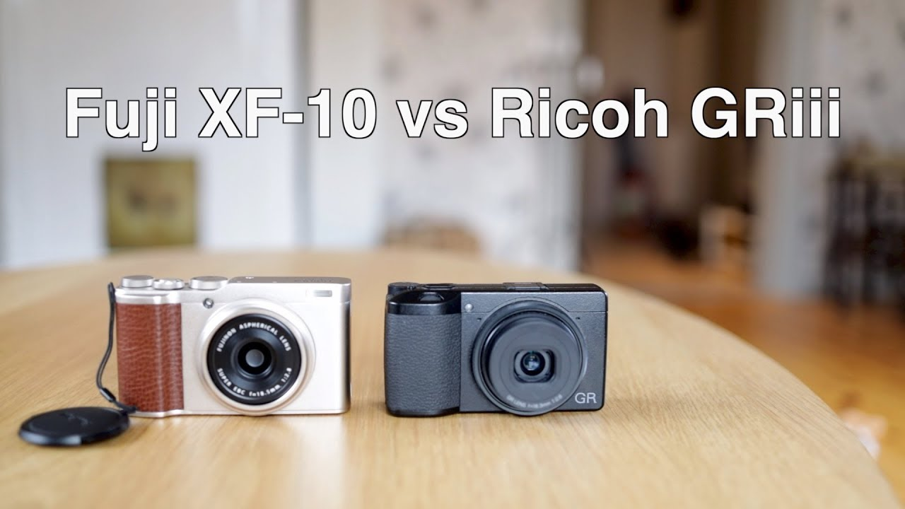 Fujifilm XF-10 vs Ricoh GRiii - Is the price justified?