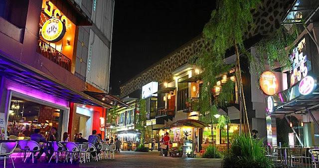 Pusat Belanja Cihampelas