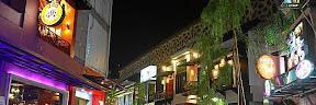 Gambar Lokasi Ciwalk Bandung