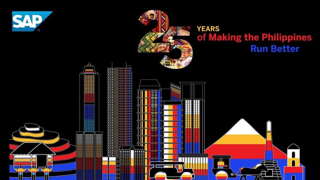 SAP celebrates 25 years in the Philippines